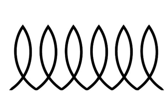 Induktionssymbol Kochgeschirr